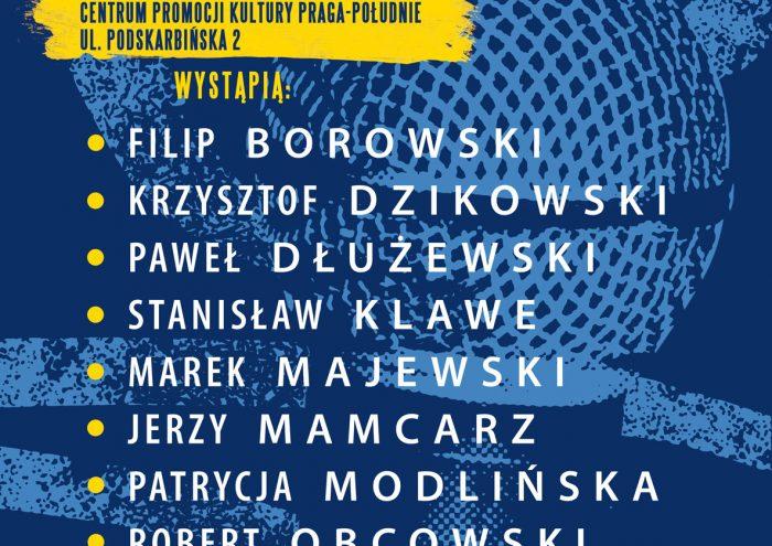 plakat Scena Autorów ZAKR - kabaret literacki 14.09 (2)
